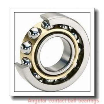 160 mm x 215 mm x 28 mm  KOYO AC3222B angular contact ball bearings