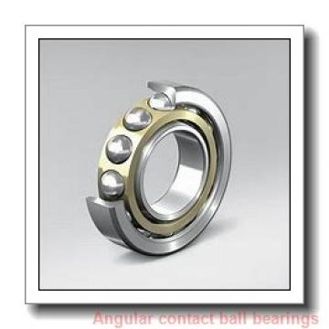 80 mm x 125 mm x 22 mm  FAG HSS7016-E-T-P4S angular contact ball bearings