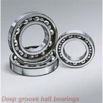 20 mm x 37 mm x 9 mm  Fersa 61904 deep groove ball bearings