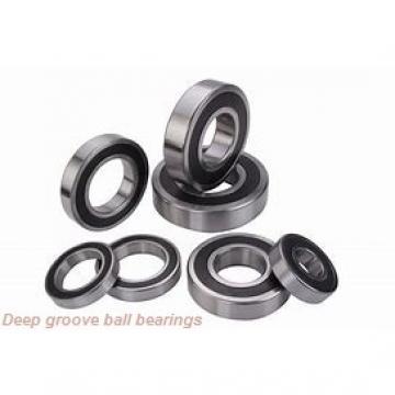 10 mm x 26 mm x 12 mm  SIGMA 63000-2RS deep groove ball bearings