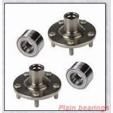 25 mm x 42 mm x 29 mm  LS GEEM25ES-2RS plain bearings