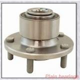 80 mm x 120 mm x 55 mm  LS GE80ES plain bearings